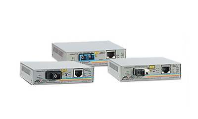 View all Allied Telesis Media Converters