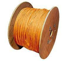 Datwyler Uninet 7702 Cat7 Stranded, Orange, per metre