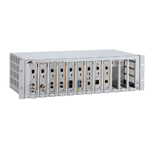 AT-MCR12 Allied 12 Slot Chassis