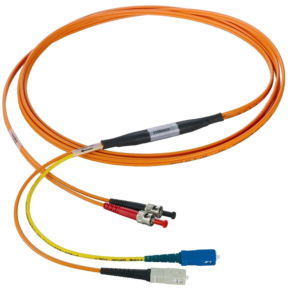 Mode Conditioning LSZH Fibre Cable 62.5/125, LC-LC