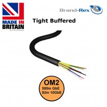 Brand-Rex Multi Mode OM2 Tight Buffered PDC Cable
