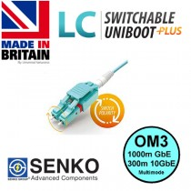 LC Switchable Uniboot OM3