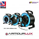 ArmourLux500 Tactical 2 Core LC Plug-LC Socket OM3