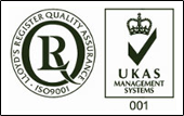 Universal Networks ISO9001 logo