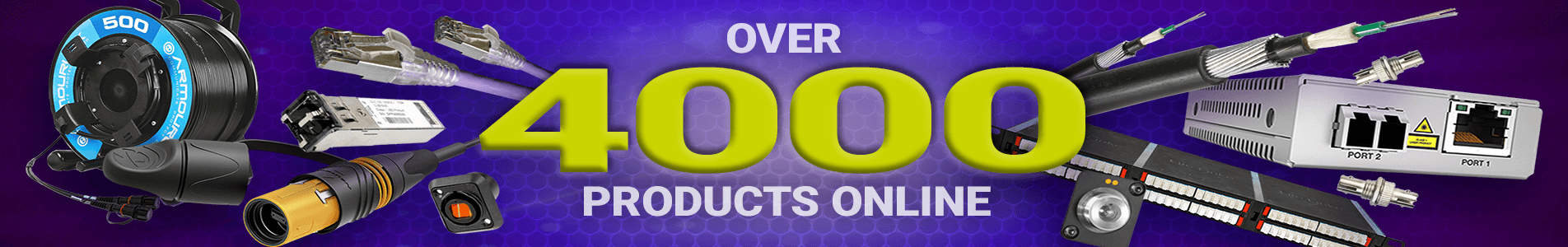 OVER 4000 PRODUCTS TO BUY ONLINE