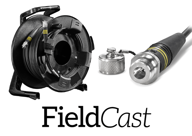 FieldCast Fibre Optic Cables