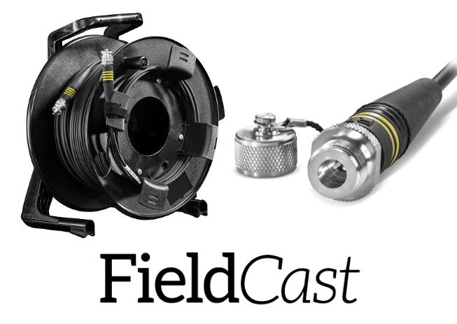 FieldCast Fibre Optic Cables
