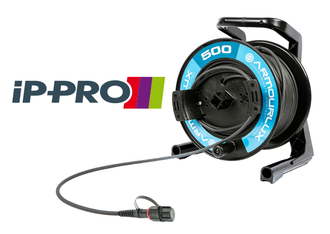 ArmourLux500 with IP-PRO Connectors