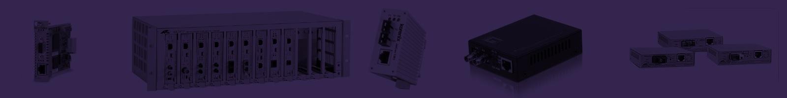 Allied Telesis MMC Mini Media and Rate Converters