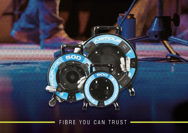 View our Portable Deployable Fibre Range
