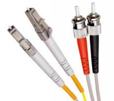 Mode Conditioning LSZH Fibre Cable  62.5/125 LC-ST