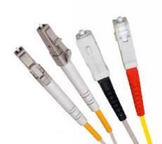 Mode Conditioning LSZH Fibre Cable 62.5/125, SC-LC