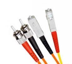 Mode Conditioning LSZH Fibre Cable 50/125, SC-ST