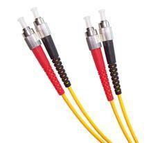 Single Mode Duplex Fibre Patch Cable, FC-FC, OS1