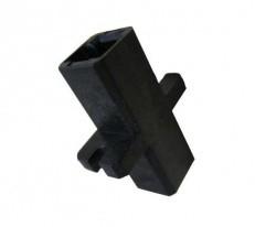 MTRJ-MTRJ Adapter, Multi & Single Mode, SC Simplex Foot-Print, Duplex