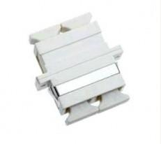 SC-SC Adapter, Multi-Mode, Phosphor Bronze Sleeve, Duplex