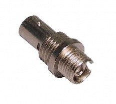 ST-FC Adapter, Single-Mode, Ceramic Sleeve, D-Hole, Simplex