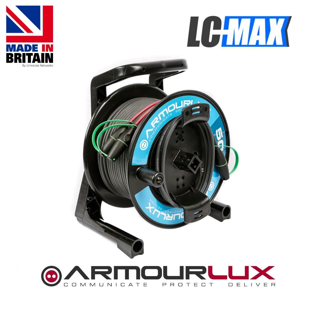 ArmourLux LC-MAX 4 core AFP Multimode