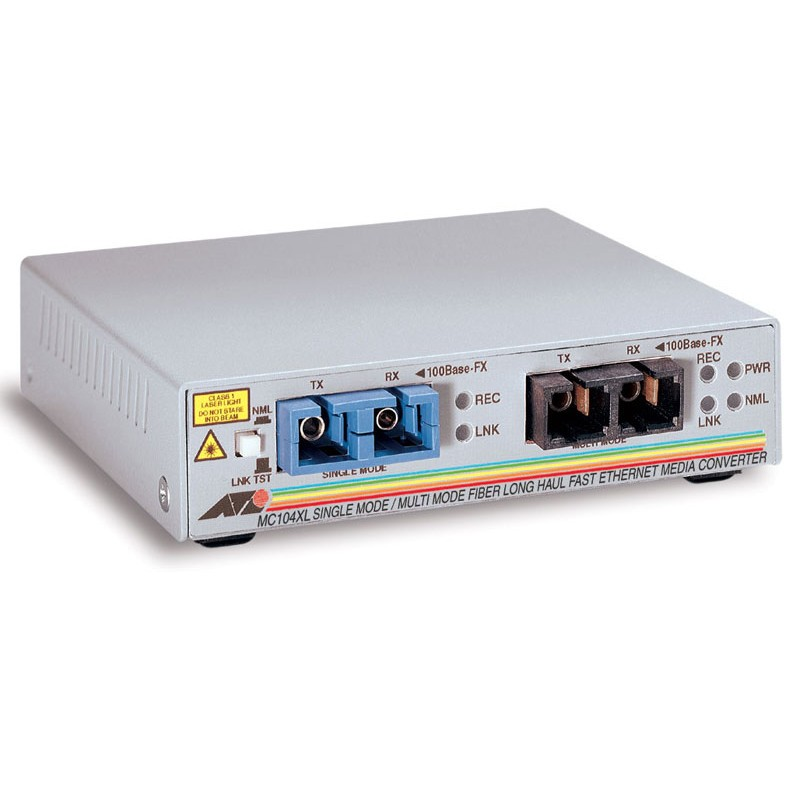 AT-MC104XL Allied 100Mb Media Converter