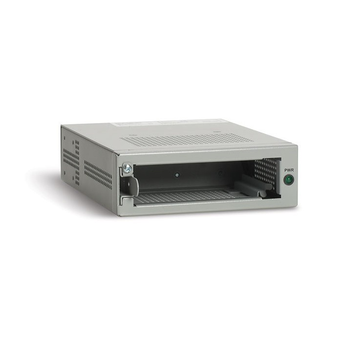 AT-MCR12 Allied 1 Slot Chassis