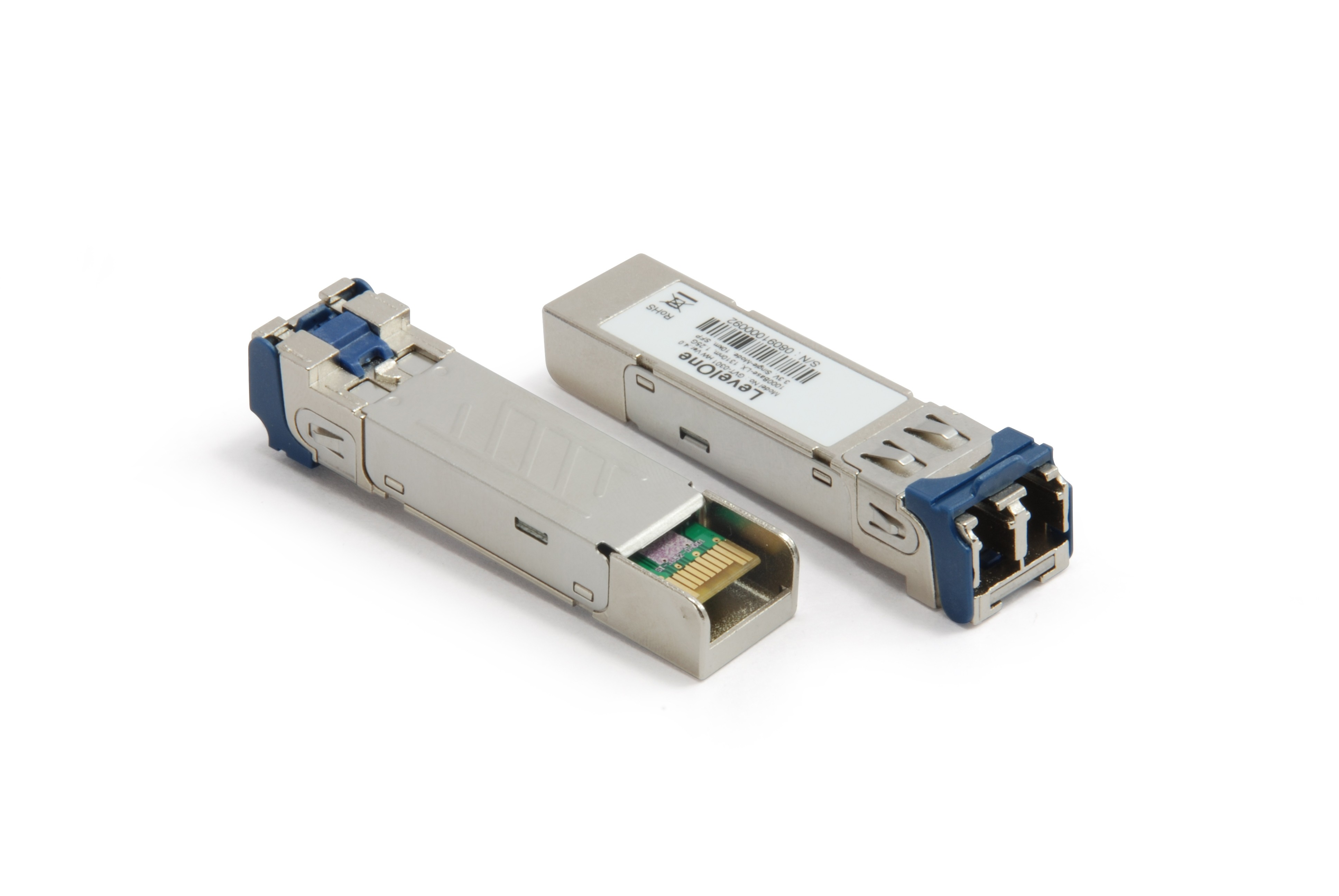 LevelOne 1000Base-LX Single-Mode SFP, LC, 10km