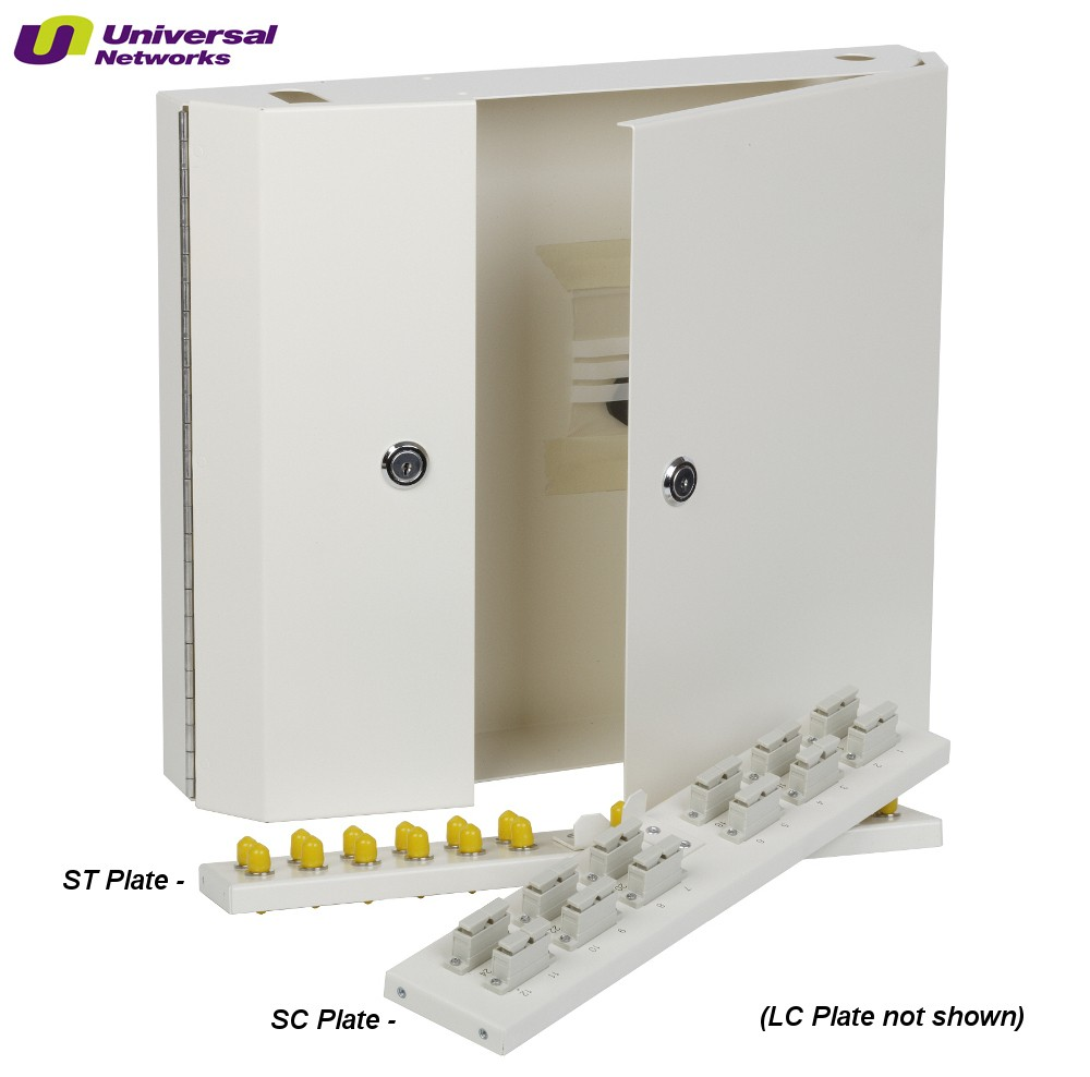 ST Multi Mode Wall Box, Double Door Lockable