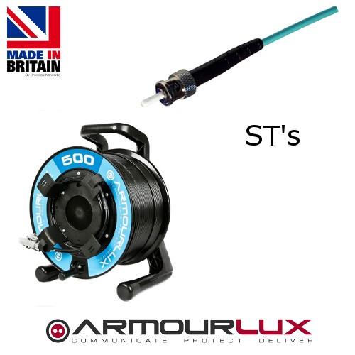 ArmourLux500 ST's