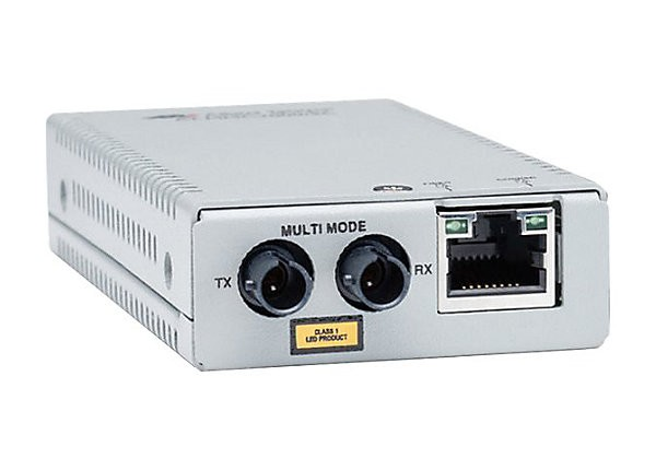 AT-MMC200/ST Media Converter ST