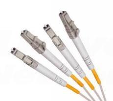 Multi Mode Duplex Fibre Patch Cable, LC-LC.OM2