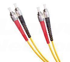 1m Single Mode LSZH Fibre Patch Cable FCAPC-FCAPC
