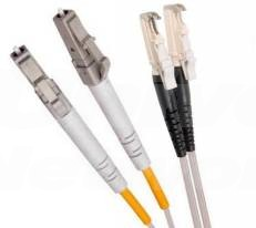 Single Mode Fibre Patch Cable, E2000APC-LCAPC OS1