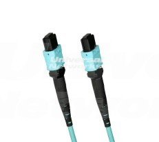 OM4 Tuff Trunk Cable, 12f MTP Elite Male - Male