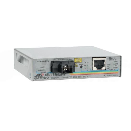 Allied Telesis AT-FS238B/1 Single Strand Fibre Converter
