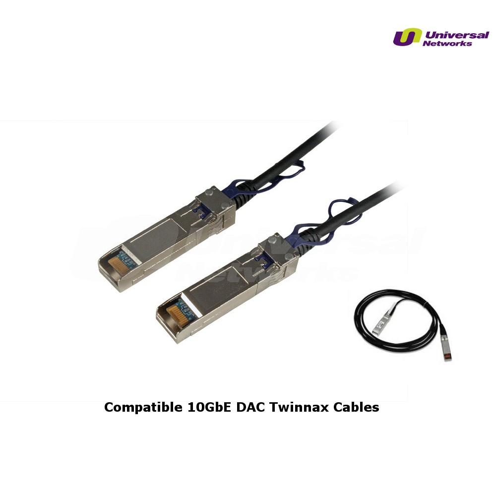Compatible Cisco 10GbE SFP+ 3m Passive Cable