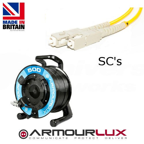 ArmourLux500 Tactical 2 Core SC Plugs OS1/2