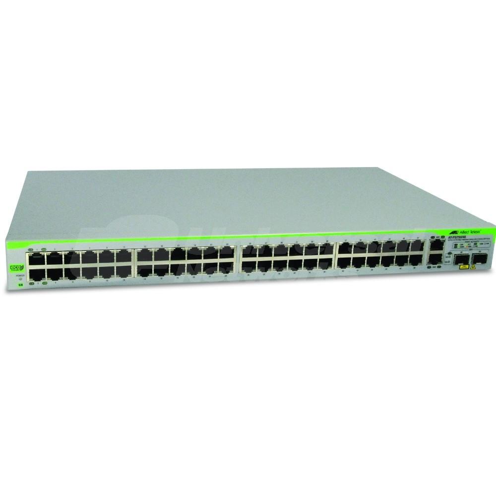 Allied Telesis AT-FS750/48 48 Port 10/100Mb