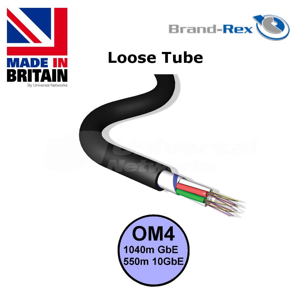 Brand-Rex Loose Tube OM4