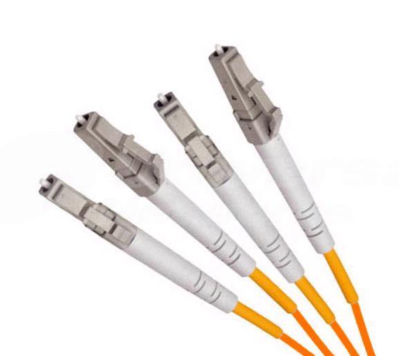 Multi Mode Duplex Fibre Patch Cable, 62.5/125 OM1, LC-LC