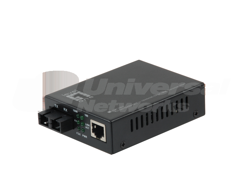 LevelOne Media Converter GVT-2001, SC Multi-Mode