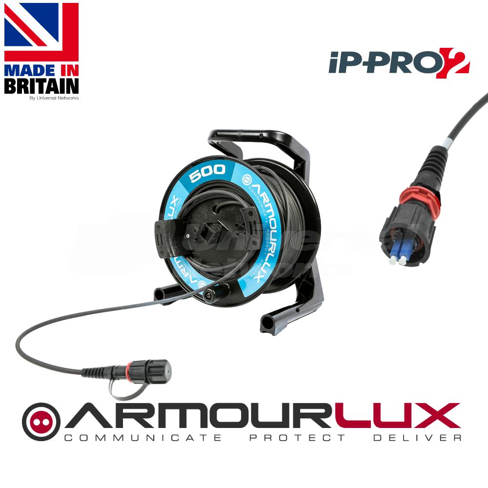 ArmourLux500 Tactical 2 Core IP-PRO2 OS1/2