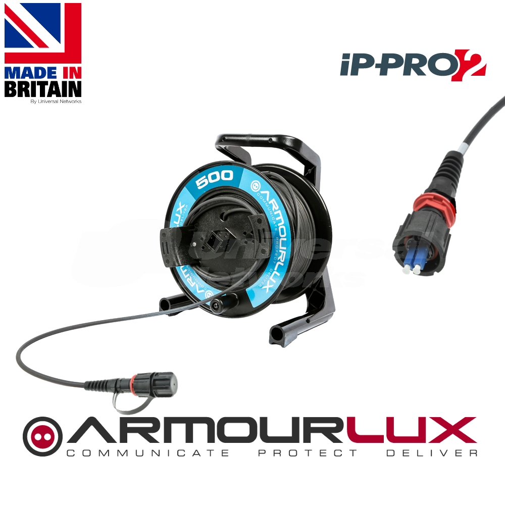 ArmourLux500 Tactical 2 Core IP-PRO2 Plugs OM3