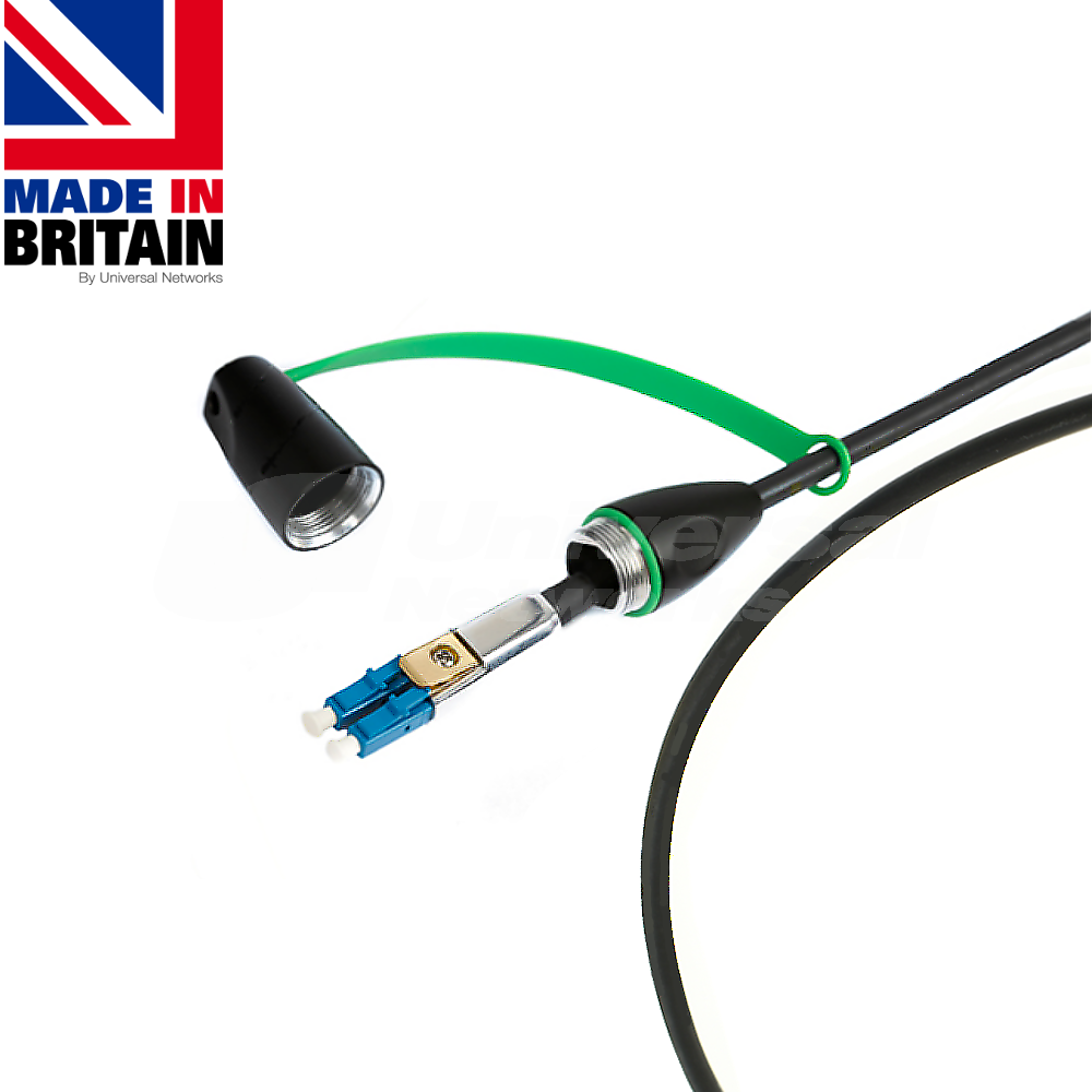 LC-MAX Tactical Patch Cable Singlemode