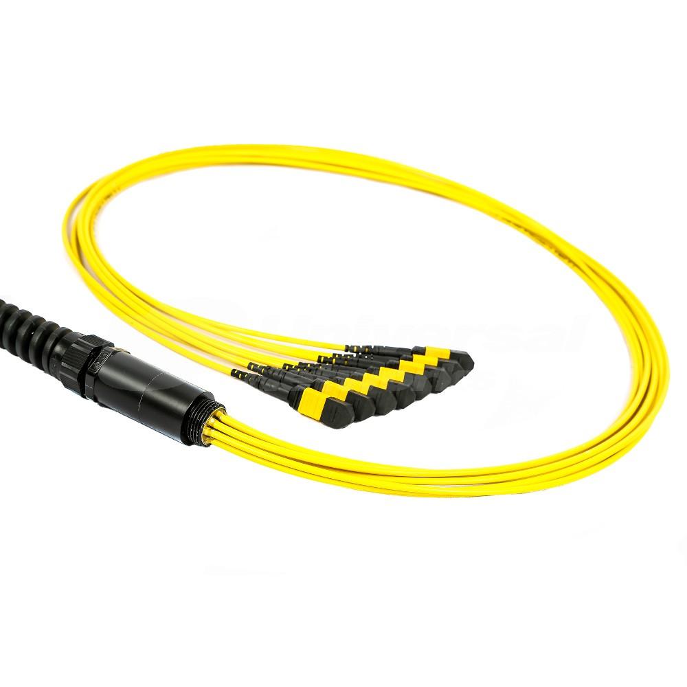 24-144 Multi-Tuff Trunk Cables, 24f MTP Elite Female - Female