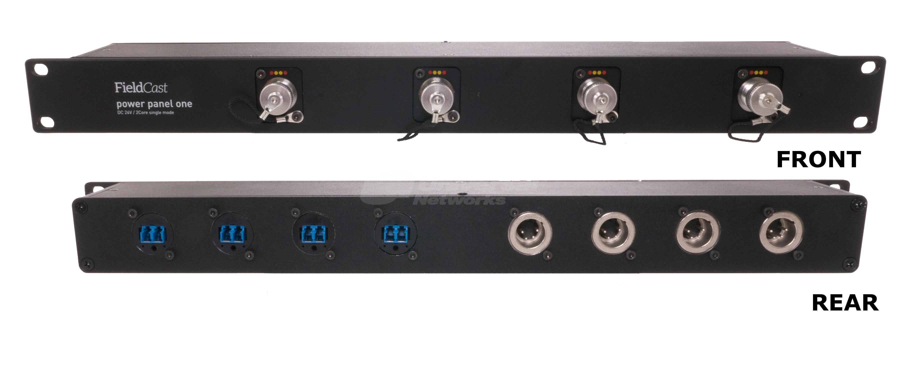 FieldCast Power Panel One