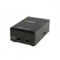 Perle S-10G-STS 2 x SFP+ Slots Media Converter