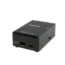 Perle S-10G-XTSH XFP Slot to SFP+ Slot Media Converter