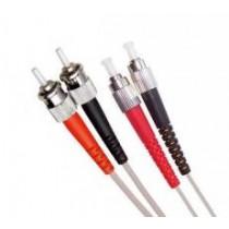 Multi Mode Duplex Fibre Patch Cable, FC-ST OM1