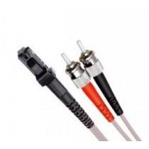 Multi Mode Duplex Fibre Patch Cable, MTRJ-ST OM1