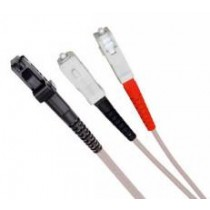 Multi Mode Duplex Fibre Patch Cable, MTRJ-SC OM2