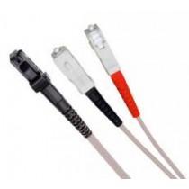 Single Mode Duplex Fibre Patch Cable, 9/125 OS1, MTRJ-SC